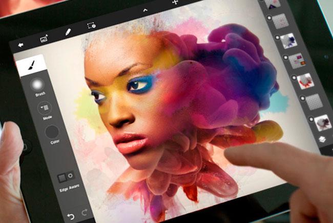 Photoshop готовит к выпуску новое мобильное приложение