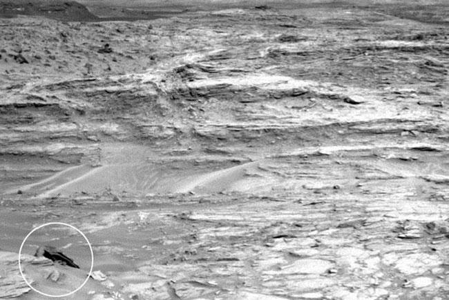 Следите за сенсациями с Марса