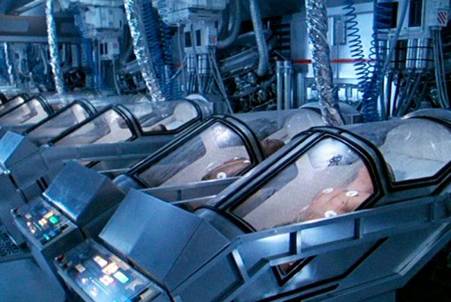 В космос на дальние расстояния будут летать в состоянии глубокого сна