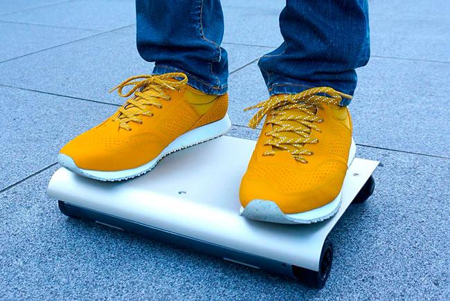 В Японии изобретен «автомобиль в сумке»