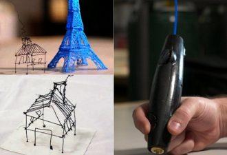 Ручка для 3d рисунков