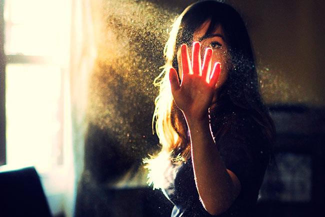 Загрязненный воздух отравляет людей через кожу