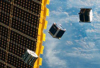 Спутники будут печатать на 3-D-принтере прямо в космосе
