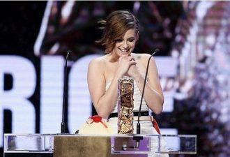 Кристен Сюарт получила «французского Оскара»