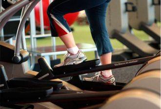 Активно двигаться нужно хотя бы 20 минут ежедневно