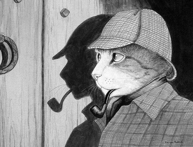Автопортрет с отрезанным ухом и трубкой. Винсент ван Гог
