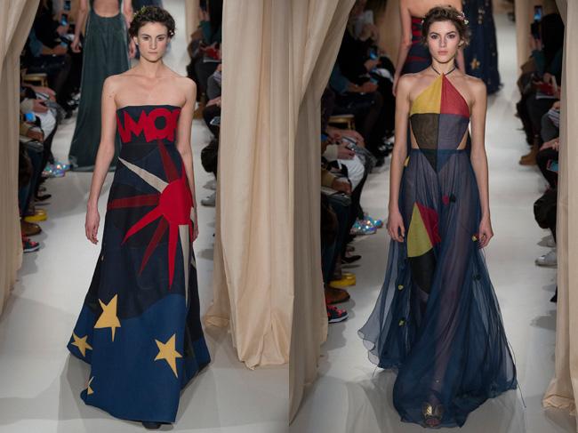 Неделя Высокой моды в Париже: Романтизм от Valentino