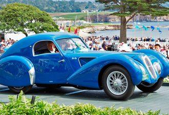 В Калифорнии продана коллекция уникальных автомобилей за $67 млн.