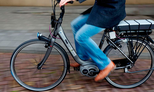 """Голландские ученые разработали """"умный"""" велосипед"""