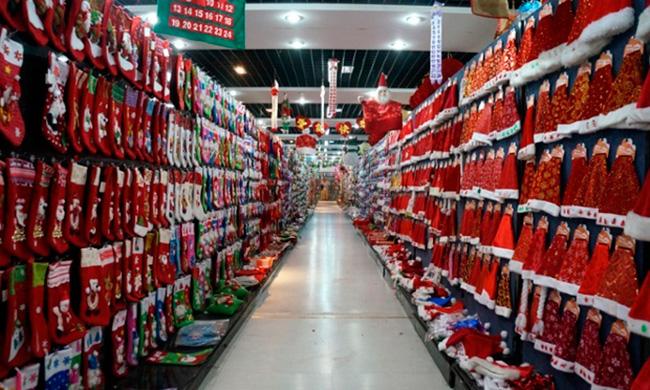 Международный Торговый Центр Иу, по признанию ООН, крупнейший в мире оптовый рынок небольших производителей. Его площади превышают 4,000,000 кв.м