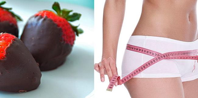 Шоколад приведет вас к ожирению