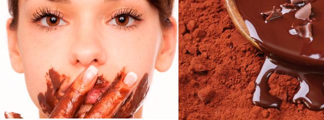 Шоколад — мощный афродизиак