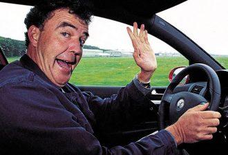 Джереми Кларксон становится самым высокооплачиваемым телеведущим в Англии