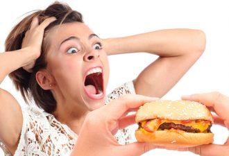 Неправильное питание до инфаркта доведет
