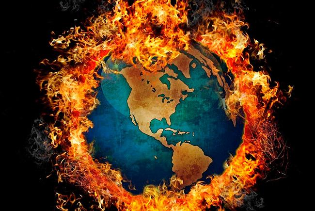 США – главный «климатический должник» мира