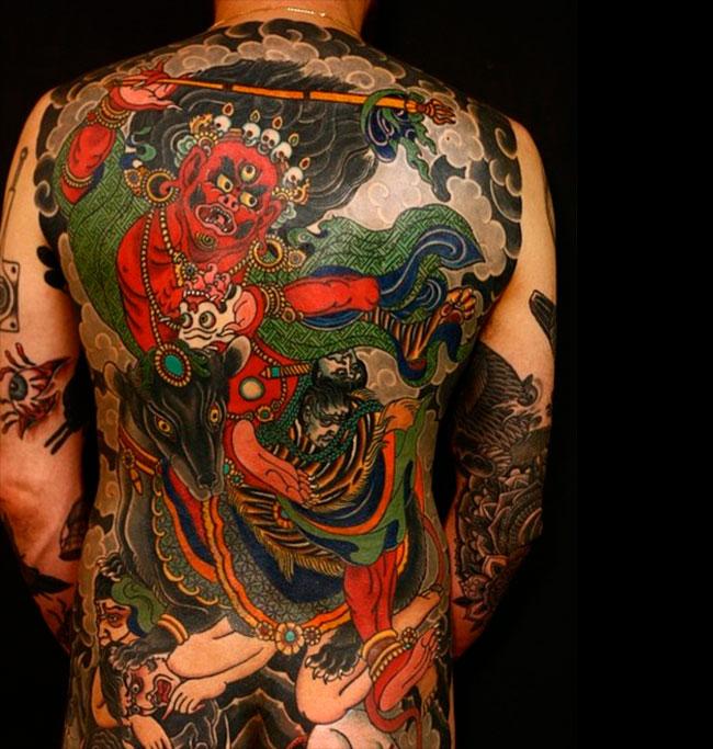Искусство татуировки от Регино Гонсалеса 8