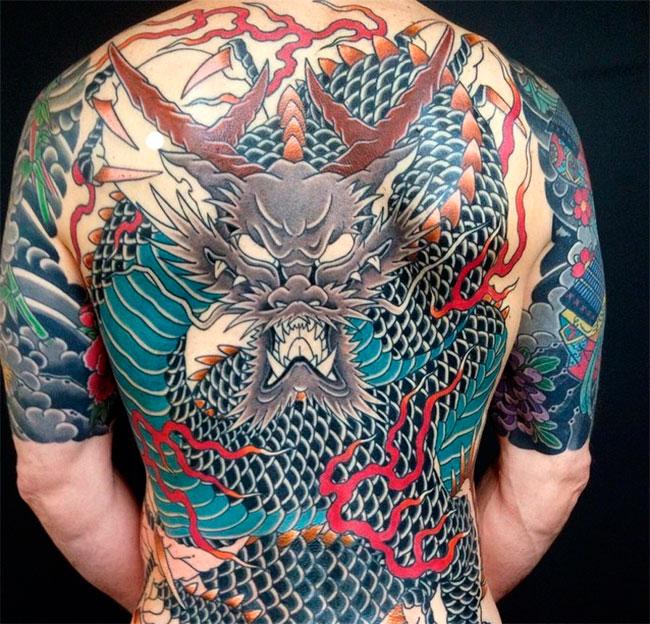 Искусство татуировки от Регино Гонсалеса 7