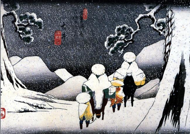 Процент христиан в Японии слишком мал, и данный праздник отнюдь не религиозный.