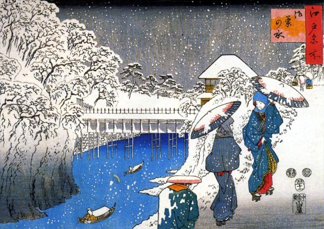 В-третьих, у японского рождества своя атмосфера, которая больше всего похожа на праздник всех Влюбленных.