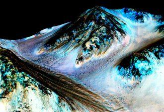 Марс: соленые реки – засушливые берега