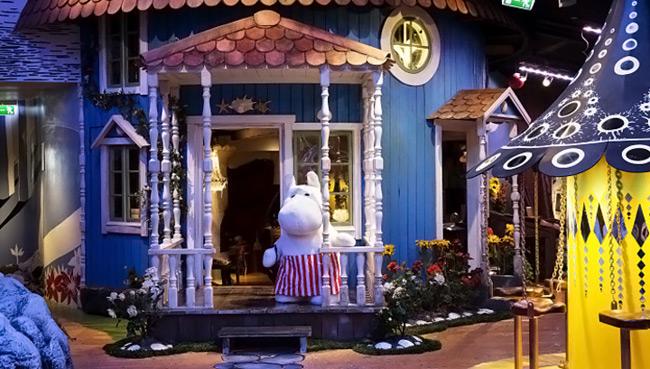 В сказочном музее Швеции поселились муми-тролли