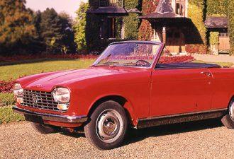 На выставке в Париже демонстрируют Peugeot Type 163