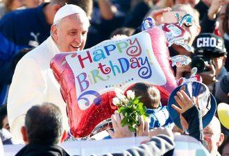 Для Папы Римского станцевали аргентинское танго