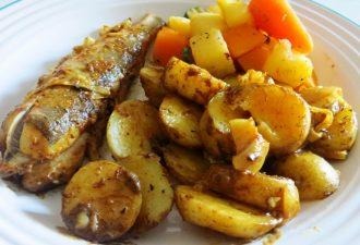 Картошку и рыбу есть смертельно опасно