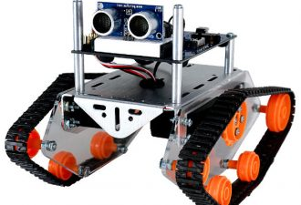 Робот ActivityBot Robot Kit