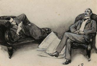 Обнаружен неизвестный рассказ о Шерлоке Хомсе