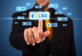 Активным пользователям Facebook не хватает любви в реальности