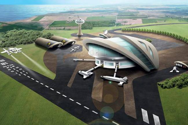 Великобритания планирует стать лидером в космических перевозках
