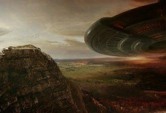 В России сконструировали летающую тарелку для полетов на Марс