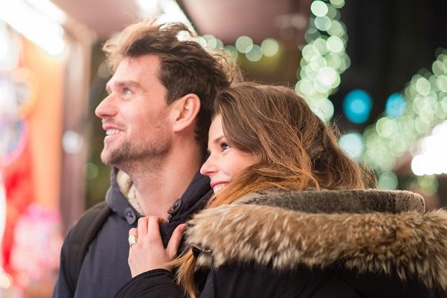 Влюбленные считают себя парой после девяти первых свиданий