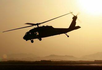 В Испании разбился вертолет перевозивший наркотики