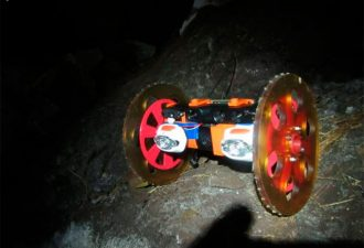 НАСА (NASA) отправит робота на Гавайские острова