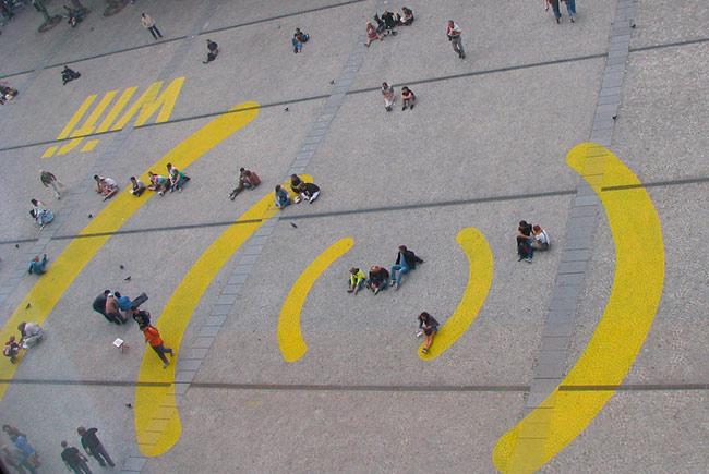 Virgin Media встроила беспроводной интернет в тротуарную плитку