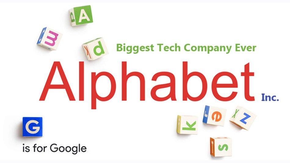 холдинговая структура Alphabet