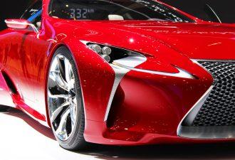 Концепт LF-LC от Lexus