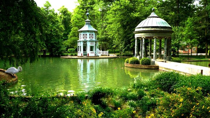 Испанские ученые разрабатывают парки для страдающих аллергией