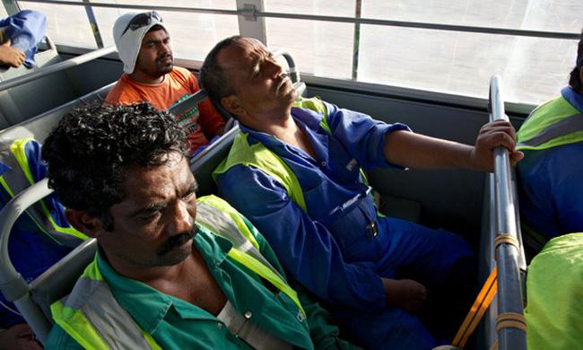 В Катаре на стройках ЧМ-2022 по футболу ежедневно гибнут рабочие