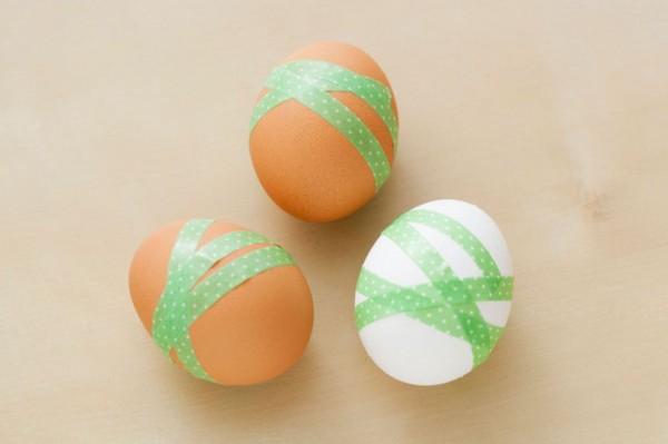 Украшаем пасхальные яица 10