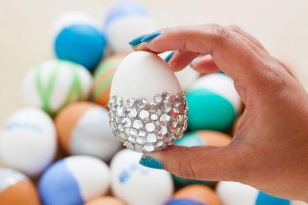 Украшаем пасхальные яица 12