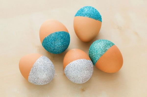 Украшаем пасхальные яица 6