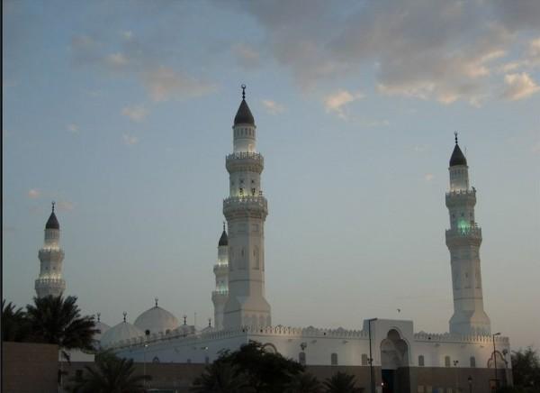 1. Мечеть Куба, Саудовская Аравия