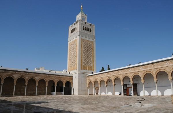 10. Мечеть Аль-Зайтуна, Тунис