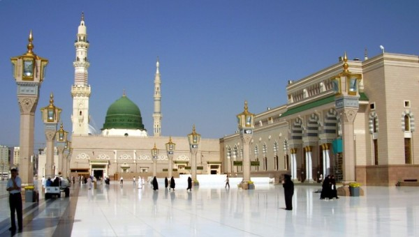Аль-Масджид аль-Набави, Саудовская Аравия