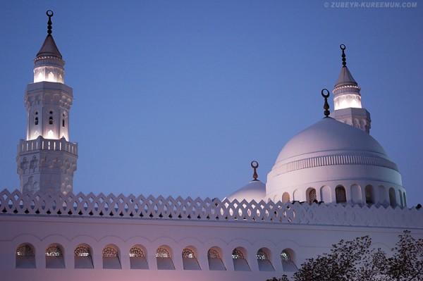 3. Масджид аль-Киблатайн, Саудовская Аравия