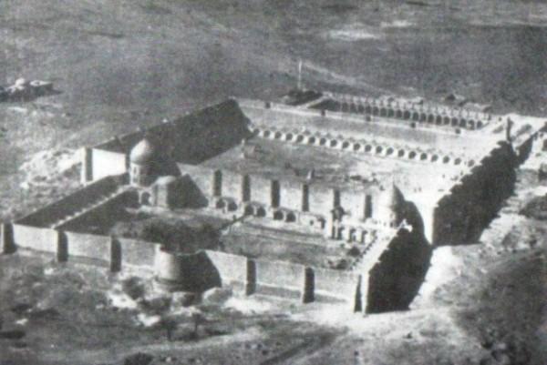 6. Великая мечеть Куфы, Ирак