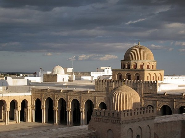 7. Мечеть Укбы, Тунис